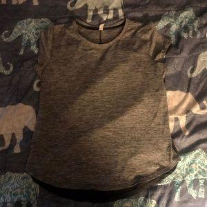 Under Armour Run Shirt (heather grey)